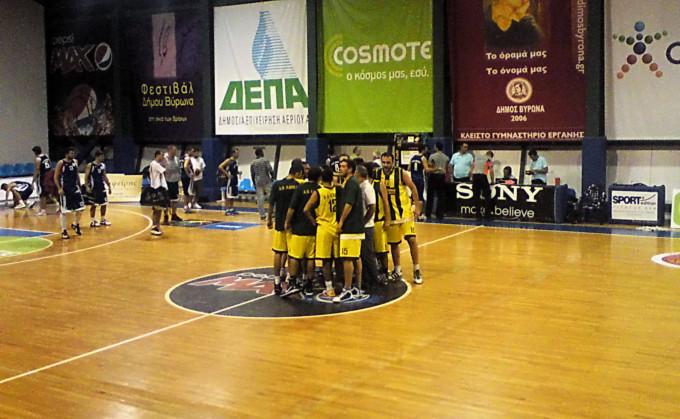 Θετική εμφάνιση και νίκη για την ομάδα του Α.Ο. ΚΑΡΕΑ στο Κύπελλο Ε.Σ.Κ.Α.
