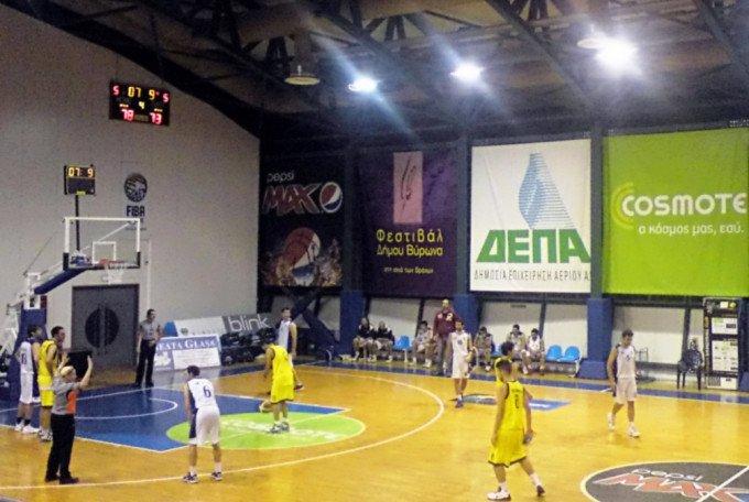Basketball: Δεύτερη νίκη σε τρεις αγώνες Πρωταθλήματος για τον Α.Ο. ΚΑΡΕΑ.