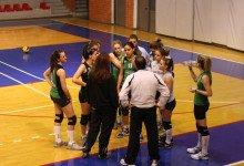 Volleyball Γυναικών: Ο.Φ.Γέρακα – Α.Ο.Καρέα 0-3