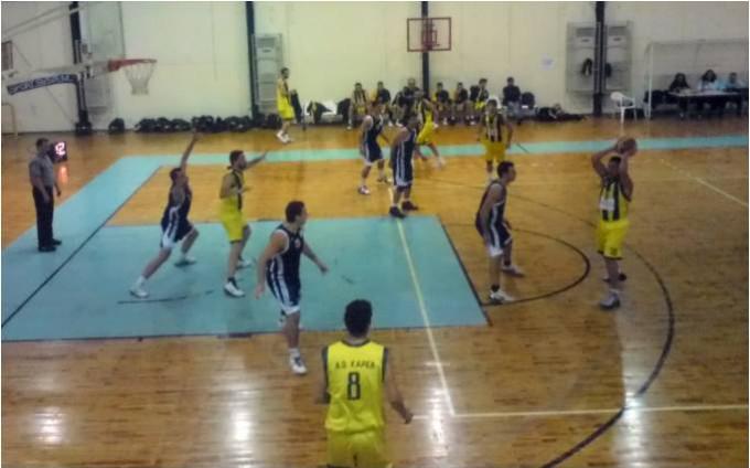Basketball: Ήττα στις λεπτομέρειες για τον Α.Ο. ΚΑΡΕΑ