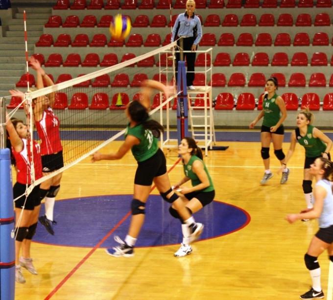 Volleyball Γυναικών: Ηττήθηκε από την καλύτερη ΑΕ Γράβας η ομάδα του Α.Ο. Καρέα