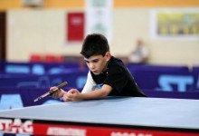 Ping Pong : Ο Νίκος Βλαχάκης 1η θέση στα Τερζάκεια στο ΣΕΦ για τον Αθλητικό Όμιλο Καρέα