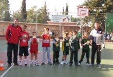 Aκαδημίες Basketball: Φιλική αναμέτρηση και διαγωνισμοί βολών με έπαθλα…