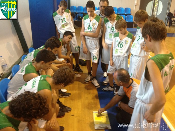 Basketball Παίδων: ΕΝΑ ΝΤΕΡΠΙ ΜΕ ΤΑ ΟΛΑ ΤΟΥ