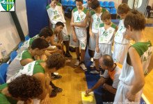 Basketball Παίδων: Νίκη με μέτρια εμφάνιση.