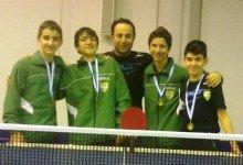 Πινγκ Πονγκ: Χάλκινο μετάλλιο στο Παίδων o ΑΘΛΗΤΙΚΟΣ ΟΜΙΛΟΣ ΚΑΡΕΑ