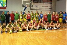 Basketball : Εθνική Ελλάδος Γυναικών και Αθλητικός Όμιλος Καρέα έδωσαν δύο φιλικές αναμετρήσεις