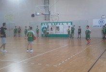 Ακαδημίες Basketball ΑΟ Καρέα : Τμήμα ΜΙΝΙ
