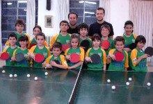 Στις 17 καλύτερες ομάδες πέρασαν τα αγόρια και στις 13 τα κορίτσια του Αθλητικού Ομίλου Καρέα στο Πινγκ πονγκ