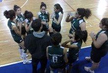 Καταπληκτική νίκη για τα κορίτσια της ομάδας Volley του ΑΟ ΚΑΡΕΑ!!!