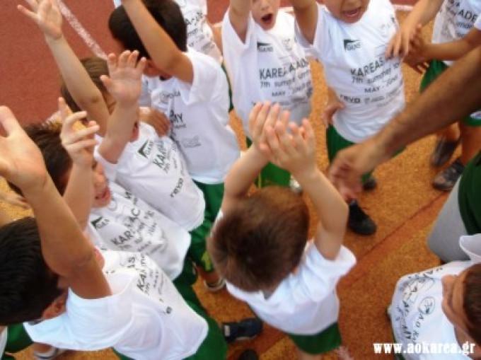 Η βελτίωση και ανάπτυξη της αυτοπεποίθησης των νεαρών αθλητών